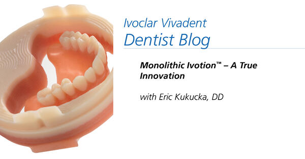 Previous post - Monolithic Ivotion – A True Innovation