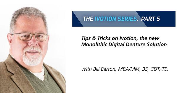 Related post - Ivotion Tips and Tricks with Bill Barton