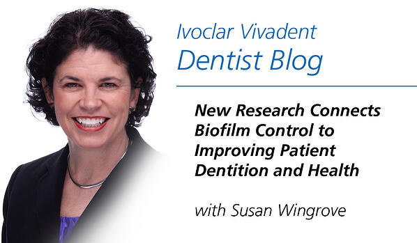 Biofilm Control to Improving Patient Dentition and Health